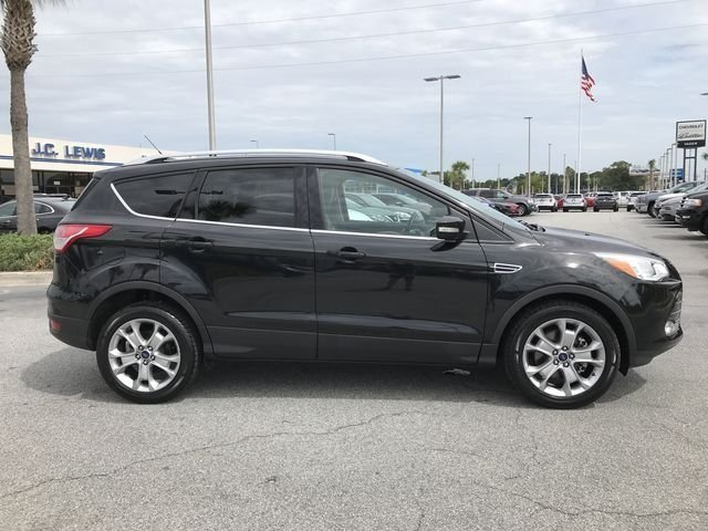 2015 Ford Escape Titanium 4 Door FWD Automatic