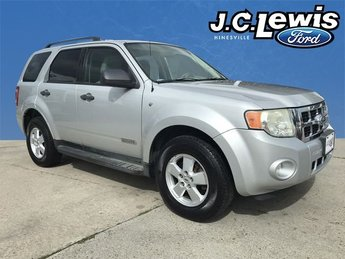 2008 Ford Escape XLT Automatic SUV 4 Door 4X4 Duratec 3.0L V6 Engine