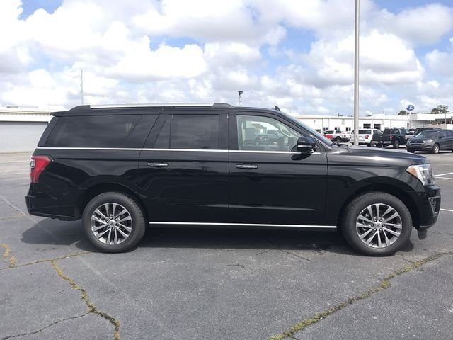 2018 Ford Expedition Max Limited EcoBoost 3.5L V6 GTDi DOHC 24V Twin Turbocharged Engine Automatic SUV