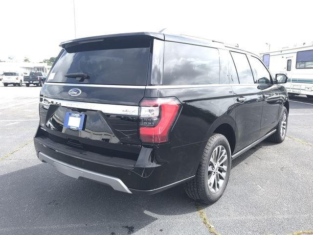 2018 Shadow Black Ford Expedition Max Limited RWD 4 Door SUV