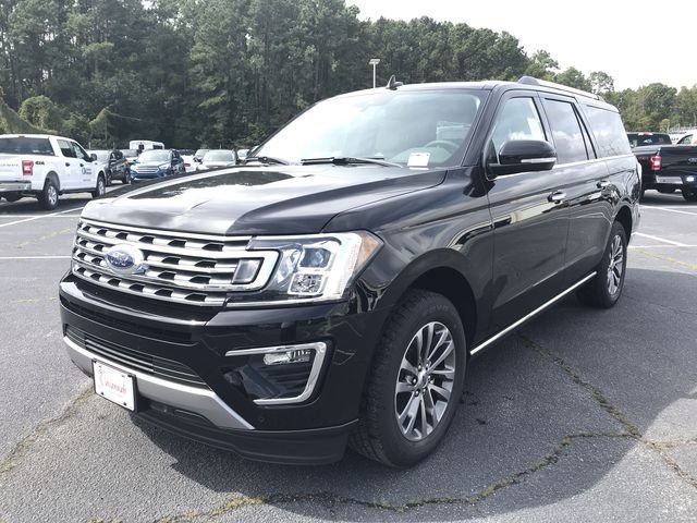 2018 Ford Expedition Max Limited SUV Automatic RWD EcoBoost 3.5L V6 GTDi DOHC 24V Twin Turbocharged Engine