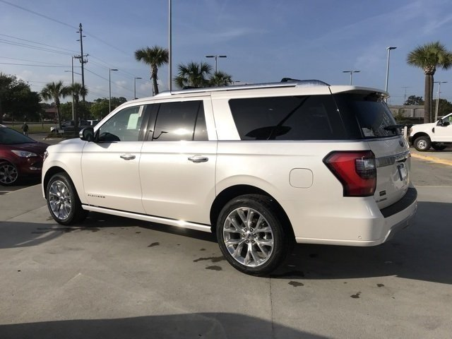 2018 Ford Expedition Max Platinum Automatic RWD EcoBoost 3.5L V6 GTDi DOHC 24V Twin Turbocharged Engine