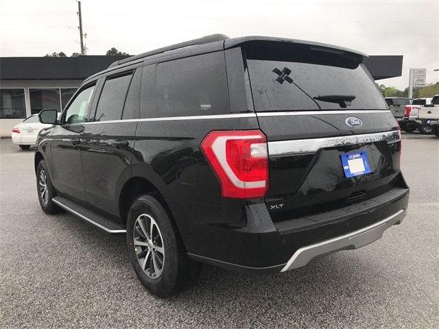 2018 Ford Expedition XLT SUV EcoBoost 3.5L V6 GTDi DOHC 24V Twin Turbocharged Engine RWD Automatic