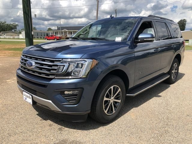 2018 Ford Expedition XLT RWD EcoBoost 3.5L V6 GTDi DOHC 24V Twin Turbocharged Engine SUV Automatic