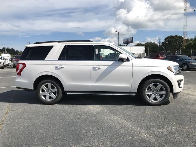 2018 Ford Expedition XLT RWD 4 Door SUV Automatic EcoBoost 3.5L V6 GTDi DOHC 24V Twin Turbocharged Engine