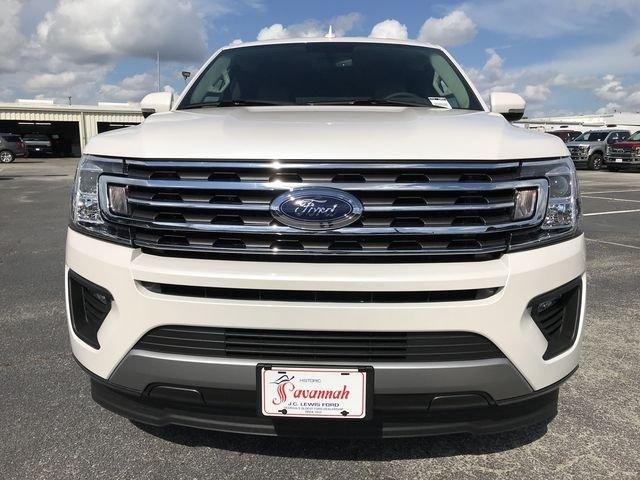 2018 Ford Expedition XLT EcoBoost 3.5L V6 GTDi DOHC 24V Twin Turbocharged Engine Automatic SUV RWD 4 Door