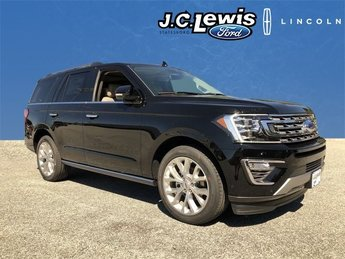 2018 Shadow Black Ford Expedition Limited SUV EcoBoost 3.5L V6 GTDi DOHC 24V Twin Turbocharged Engine 4 Door Automatic