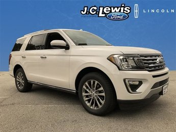 2018 Ford Expedition Limited EcoBoost 3.5L V6 GTDi DOHC 24V Twin Turbocharged Engine 4 Door Automatic RWD SUV
