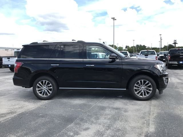 2018 Shadow Black Ford Expedition Limited SUV Automatic 4 Door RWD