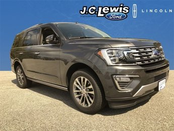 2018 Ford Expedition Limited SUV Automatic EcoBoost 3.5L V6 GTDi DOHC 24V Twin Turbocharged Engine RWD