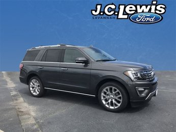 2018 Ford Expedition Limited RWD SUV EcoBoost 3.5L V6 GTDi DOHC 24V Twin Turbocharged Engine