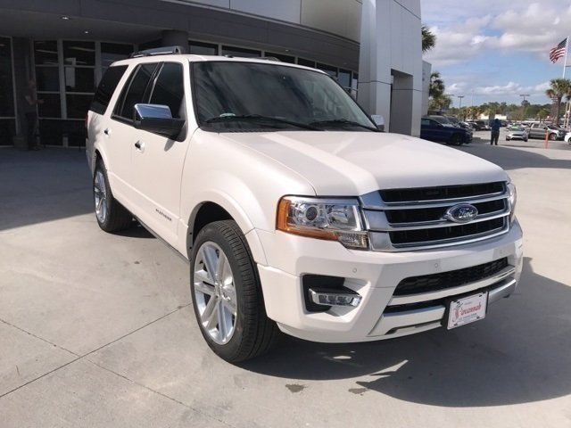 2017 Ford Expedition Platinum RWD 4 Door EcoBoost 3.5L V6 GTDi DOHC 24V Twin Turbocharged Engine