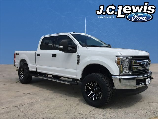 used 2018 ford super duty f 250 srw xlt 4x4 truck for sale in savannah ga 000hx590. Black Bedroom Furniture Sets. Home Design Ideas