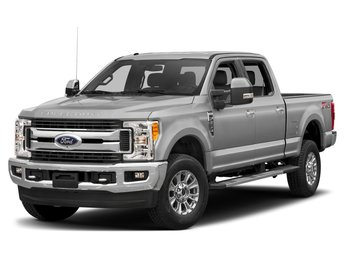 2019 Oxford White Ford Super Duty F-250 SRW XLT Power Stroke 6.7L V8 DI 32V OHV Turbodiesel Engine Automatic 4 Door Truck 4X4