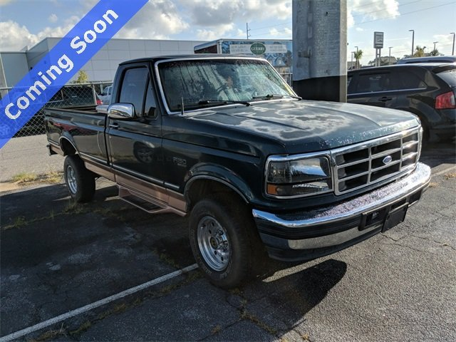 1995 Ford F-150 RWD 2 Door Truck 5.0L V8 EFI Engine