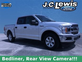 2018 Ford F-150 XLT 5.0L V8 Engine Automatic 4 Door