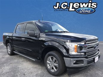 2018 Ford F-150 XLT Truck Automatic RWD 4 Door 5.0L V8 Ti-VCT Engine