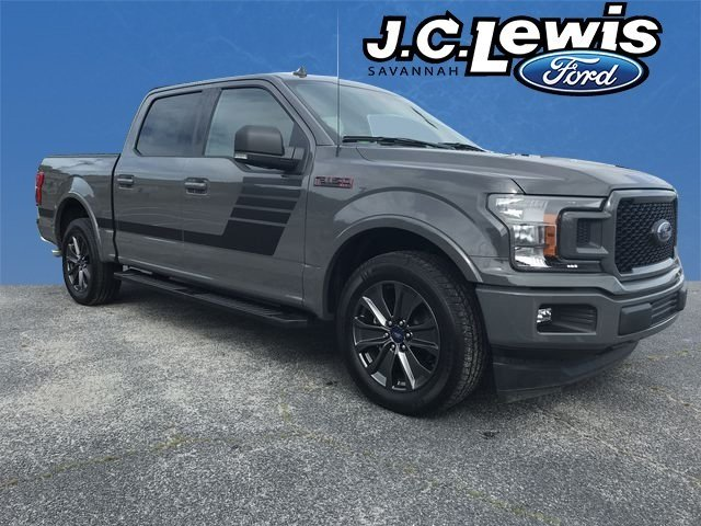 2018 Ford F-150 XLT 5.0L V8 Ti-VCT Engine Truck Automatic RWD 4 Door