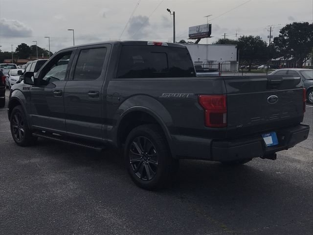 2018 Ford F-150 XLT 5.0L V8 Ti-VCT Engine 4 Door RWD Truck