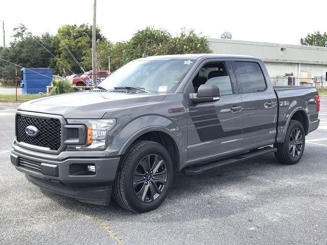 2018 Ford F-150 XLT Truck 5.0L V8 Ti-VCT Engine 4 Door RWD Automatic