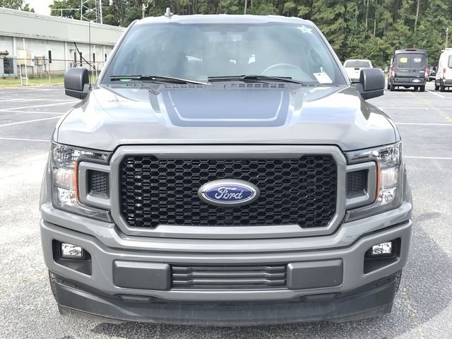 2018 Ford F-150 XLT 4 Door Truck Automatic RWD 5.0L V8 Ti-VCT Engine