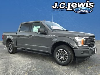 2018 Lead Foot Ford F-150 XLT Truck 5.0L V8 Ti-VCT Engine Automatic 4 Door