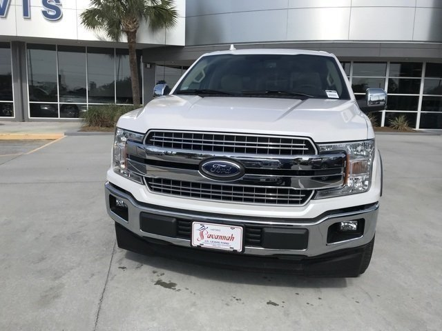 2018 Ford F-150 Lariat 5.0L V8 Ti-VCT Engine Automatic Truck 4 Door RWD
