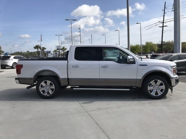 2018 Ford F-150 Lariat Truck RWD 5.0L V8 Ti-VCT Engine Automatic 4 Door