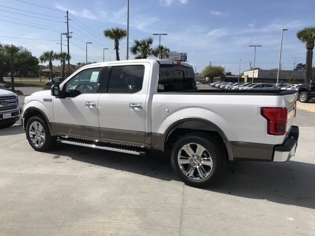 2018 Ford F-150 Lariat Truck RWD 4 Door 5.0L V8 Ti-VCT Engine Automatic