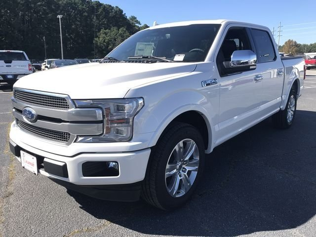 2018 Ford F-150 Platinum 4 Door RWD Truck Automatic