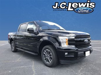 2018 Ford F-150 Lariat 4 Door EcoBoost 3.5L V6 GTDi DOHC 24V Twin Turbocharged Engine Automatic RWD Truck