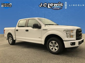 2015 Ford F-150 XL Truck 2.7L V6 EcoBoost Engine Automatic RWD