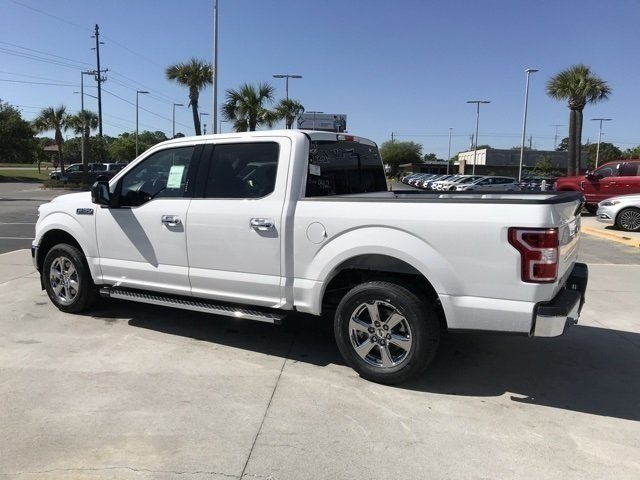 2018 Ford F-150 XLT EcoBoost 2.7L V6 GTDi DOHC 24V Twin Turbocharged Engine Automatic RWD Truck 4 Door