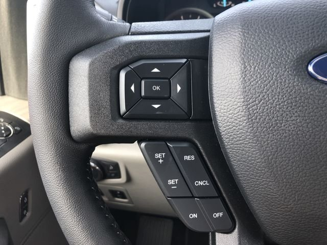 2018 Blue Ford F-150 XLT 4 Door Automatic Truck