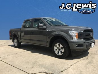 2018 Ford F-150 XL Truck 4 Door EcoBoost 2.7L V6 GTDi DOHC 24V Twin Turbocharged Engine Automatic RWD