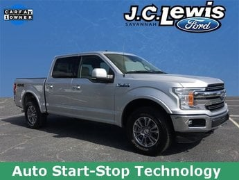 2018 Ford F-150 Lariat 4 Door 5.0L V8 Engine Truck 4X4 Automatic