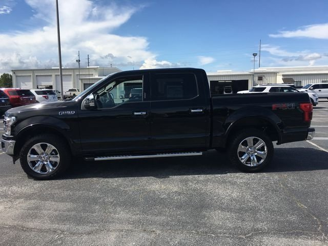 2018 Ford F-150 Lariat Truck Automatic 4 Door