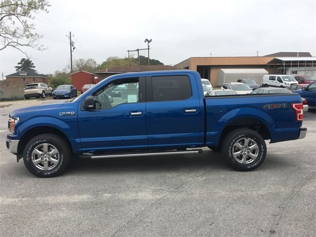 2018 Ford F-150 XLT 4X4 Automatic 5.0L V8 Ti-VCT Engine