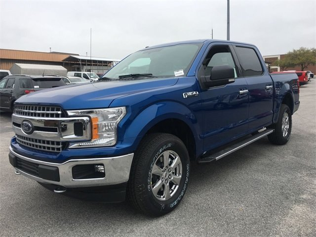2018 Ford F-150 XLT 5.0L V8 Ti-VCT Engine Truck 4 Door Automatic 4X4