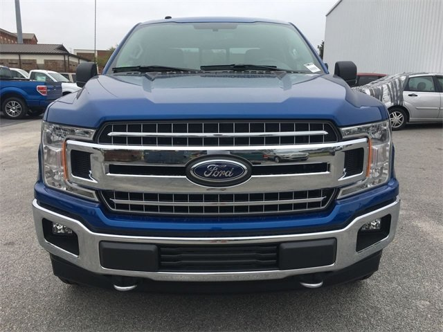 2018 Ford F-150 XLT 4 Door 4X4 Automatic 5.0L V8 Ti-VCT Engine Truck