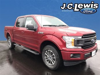 2018 Ford F-150 XLT 4 Door 5.0L V8 Ti-VCT Engine 4X4 Truck