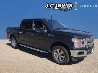 2018 Ford F-150 XLT 4X4 4 Door 5.0L V8 Ti-VCT Engine