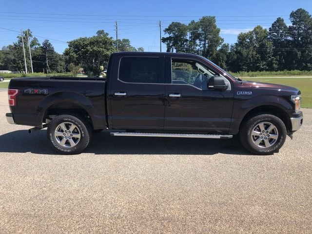 2018 Ford F-150 XLT Truck Automatic 5.0L V8 Ti-VCT Engine 4X4 4 Door