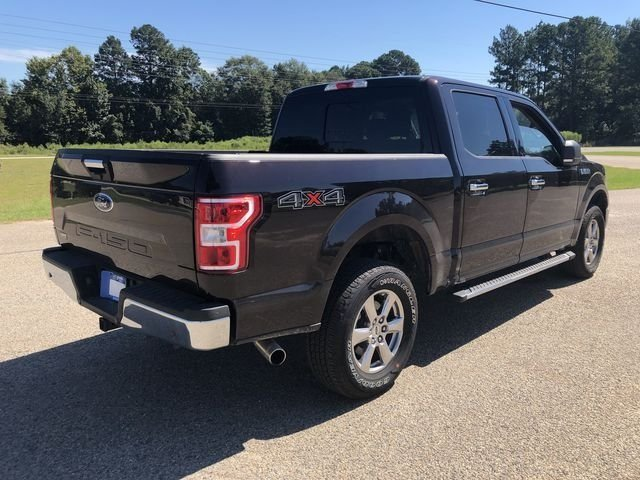 2018 Ford F-150 XLT Truck 4 Door 4X4 5.0L V8 Ti-VCT Engine