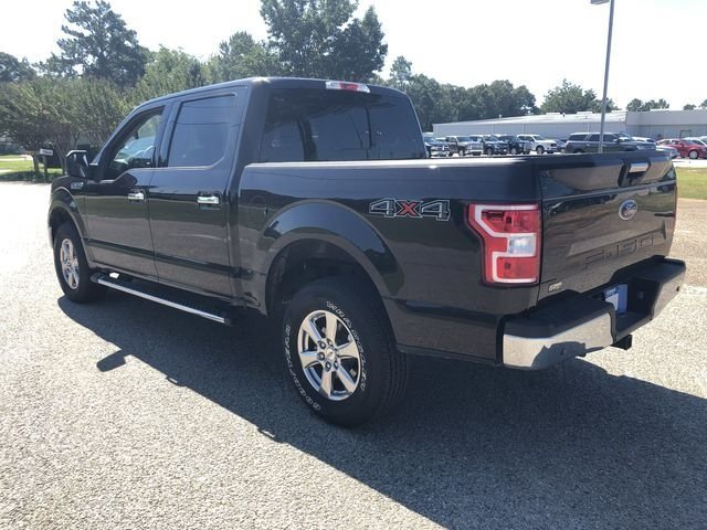 2018 Ford F-150 XLT 4X4 4 Door 5.0L V8 Ti-VCT Engine Truck Automatic