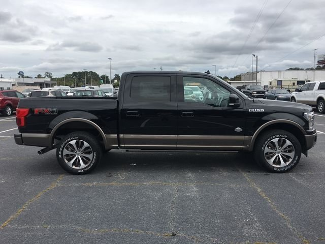 2018 Ford F-150 King Ranch EcoBoost 3.5L V6 GTDi DOHC 24V Twin Turbocharged Engine Automatic 4 Door Truck