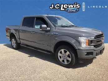 2018 Lead Foot Ford F-150 XLT 4X4 EcoBoost 3.5L V6 GTDi DOHC 24V Twin Turbocharged Engine 4 Door Truck Automatic