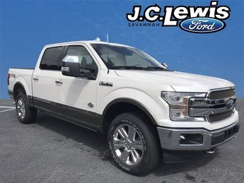 2018 Ford F-150 King Ranch Truck Automatic EcoBoost 3.5L V6 GTDi DOHC 24V Twin Turbocharged Engine