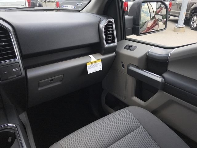 2018 Ford F-150 XLT 5.0L V8 Ti-VCT Engine Automatic 4 Door Truck