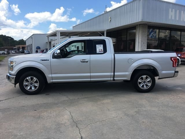 2015 Ford F-150 XLT RWD 2.7L V6 EcoBoost Engine Truck 4 Door Automatic